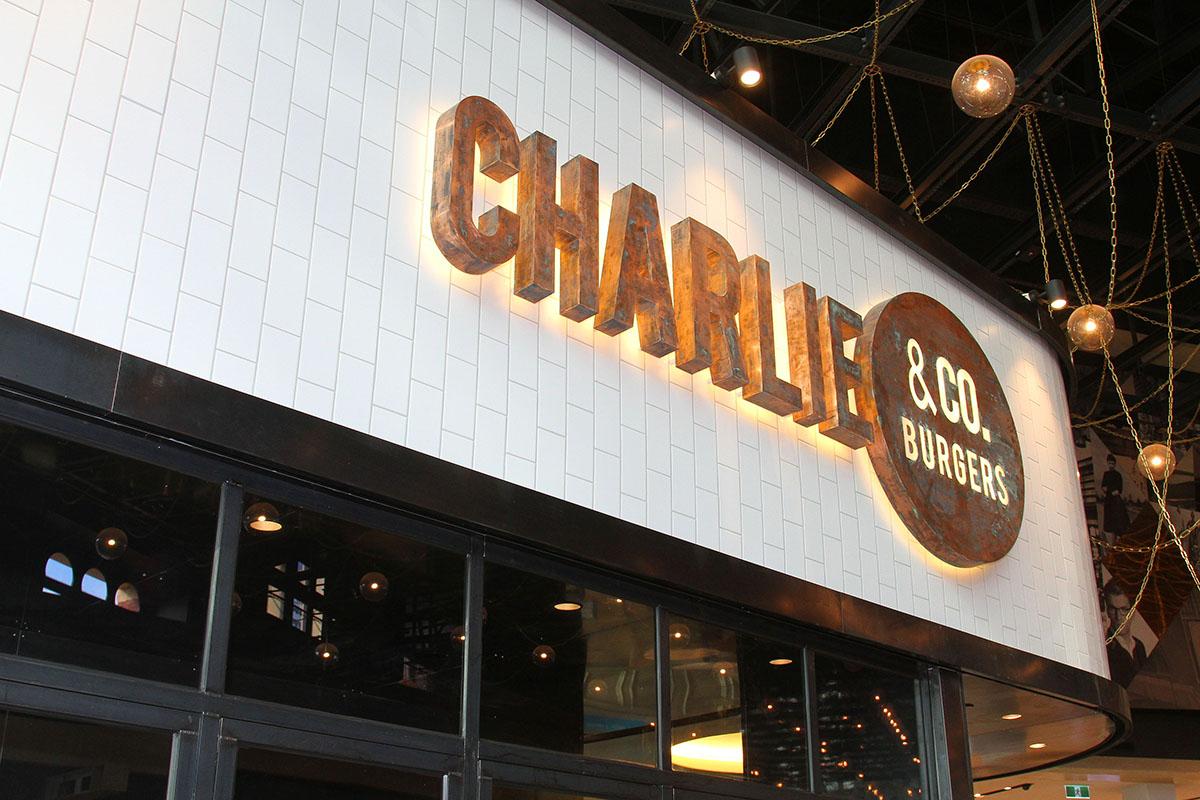 Charlie & Co Burgers, Emporium
